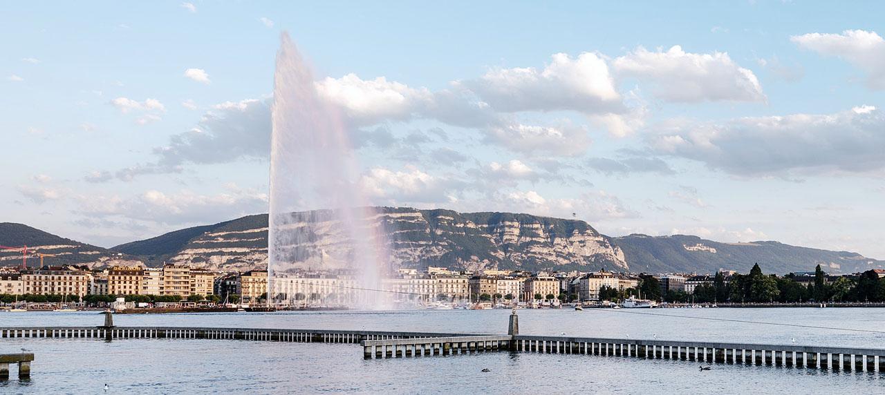 Jet D Eau Ville De Geneve Site Officiel
