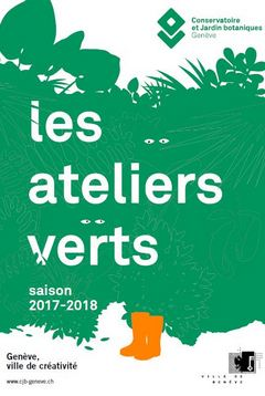 Affiche Ateliers Verts 2017-2018