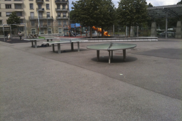 tables de ping-pong