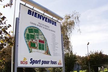 Centre sportif du bout du monde ville de gen ve site - Du bout du monde decoration ...