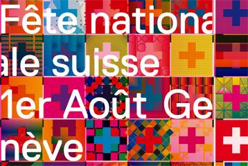 1er août - Fête nationale suisse aux Bastions