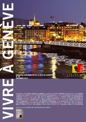 magazine vivre gen ve no 38 magazine vivre gen ve administration municipale ville. Black Bedroom Furniture Sets. Home Design Ideas