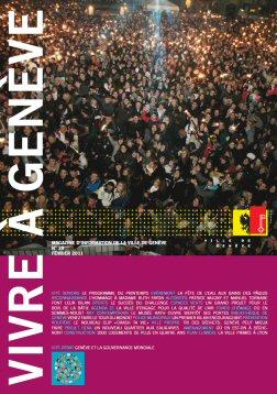 magazine vivre gen ve no 39 magazine vivre gen ve administration municipale ville. Black Bedroom Furniture Sets. Home Design Ideas