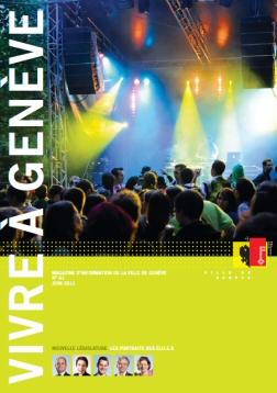 magazine vivre gen ve no 41 magazine vivre gen ve administration municipale ville. Black Bedroom Furniture Sets. Home Design Ideas