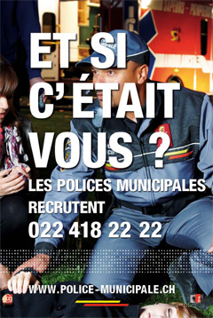 Polices municipales - recrutement