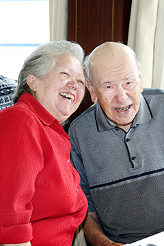 rencontre entre seniors