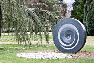 un nouveau jardin du souvenir au cimeti re de saint georges ville de gen ve site officiel. Black Bedroom Furniture Sets. Home Design Ideas
