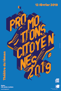 Promotions citoyennes 2019 - affiche