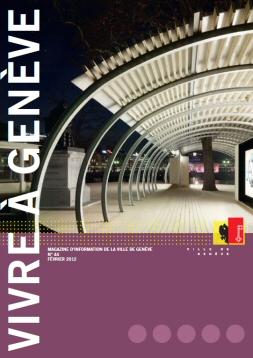 magazine vivre gen ve no 44 magazine vivre gen ve administration municipale ville. Black Bedroom Furniture Sets. Home Design Ideas