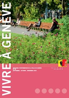 le magazine d 39 information vivre gen ve no 62 est paru ville de gen ve site officiel. Black Bedroom Furniture Sets. Home Design Ideas