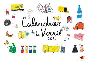 Calendrier Eboueur 2020.Calendrier De La Voirie Tri Et Recyclage Des Dechets