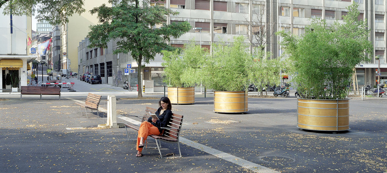 Mobilier urbain am nagement de l 39 espace public for Les espaces publics urbains