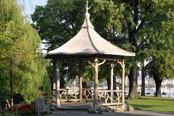 Aide pour retomber sur un mot d 39 apr s une image for Jardin anglais geneve suisse