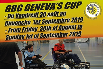 Tournoi Powerchair