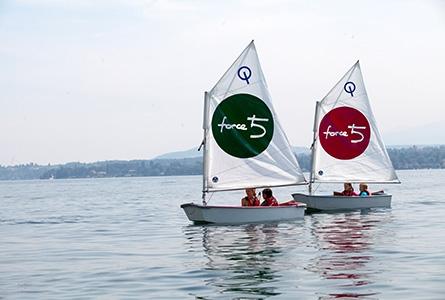 Voile Yachting Ville De Geneve Site Officiel